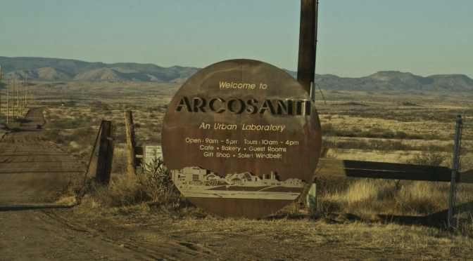 Arcosanti: An 'Urban' Laboratory