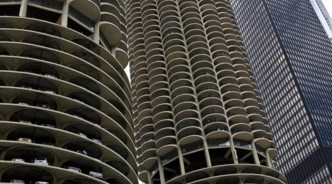 'The Critical Mass of Urbanism' – Bertrand Goldberg