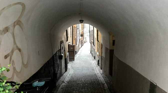 Stockholm, lovely Stockholm