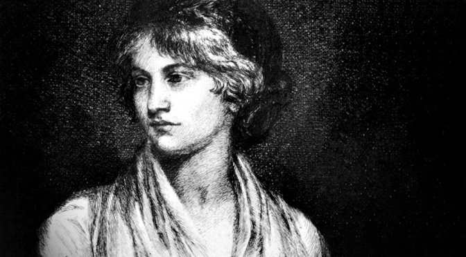 Mary Wollstonecraft and I arrive in Sweden