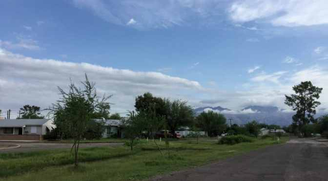 Tucson Monsoon Summer