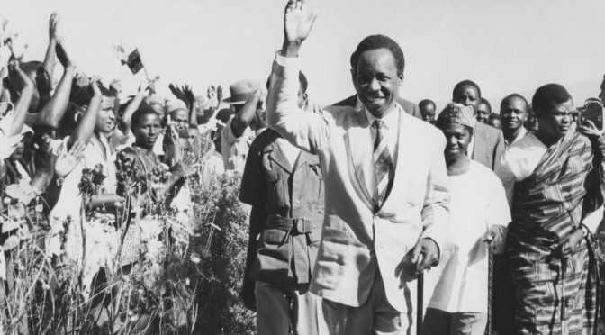 Julius K Nyerere — Ujamaa