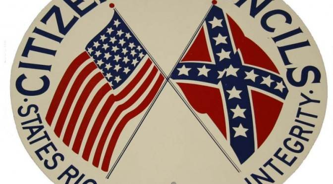 A Black Monday (for white supremacists) — Tom P. Brady