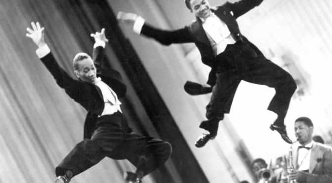 Fabulous Nicholas Brothers