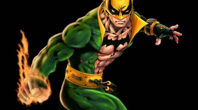 Iron Fist, or white wish fulfillment from its beginnings