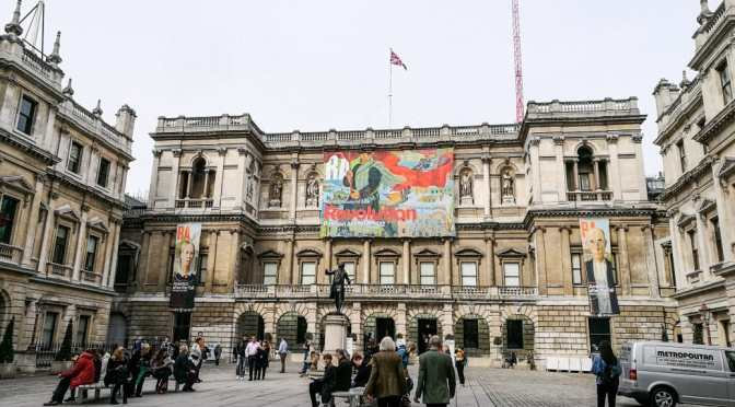 1917: Art of the Russian Revolution at the RA and Tom Hollander in Travesties