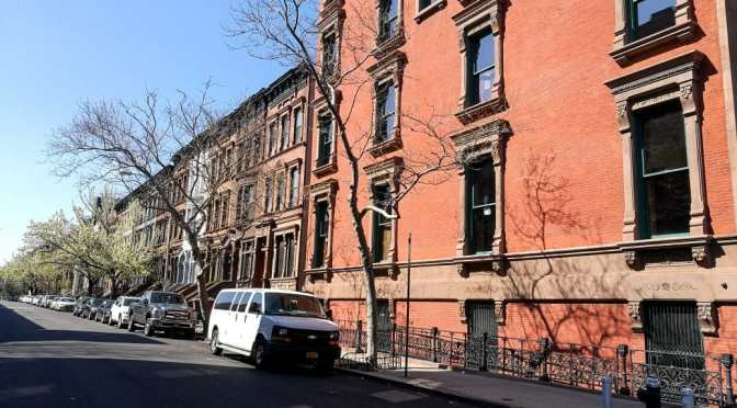 Harlem, Sugar Hill and the unmarked homes of legends