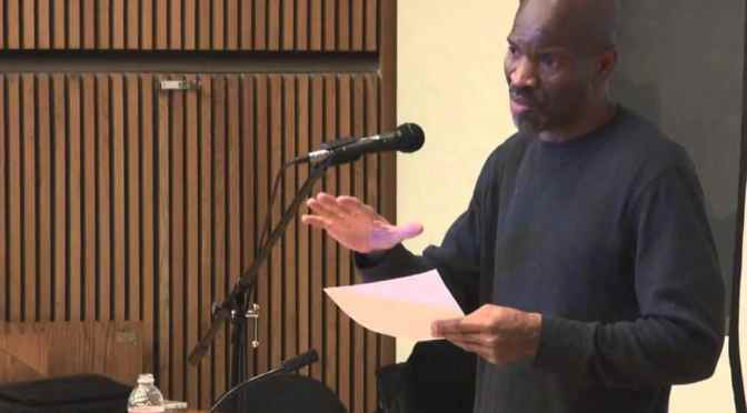 Solidarity Blues: Richard Iton on Race, Culture and the Left