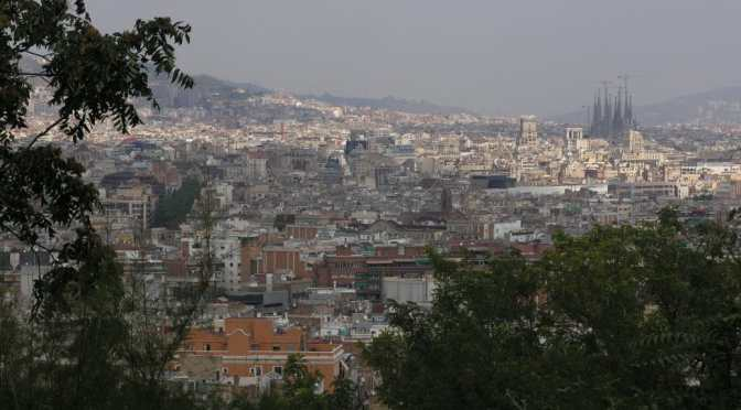 Barcelona — and mostly lots of Gaudi