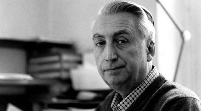 Camera Lucida — Barthes on Photography I