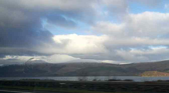 Loch Lomond to Inveraray