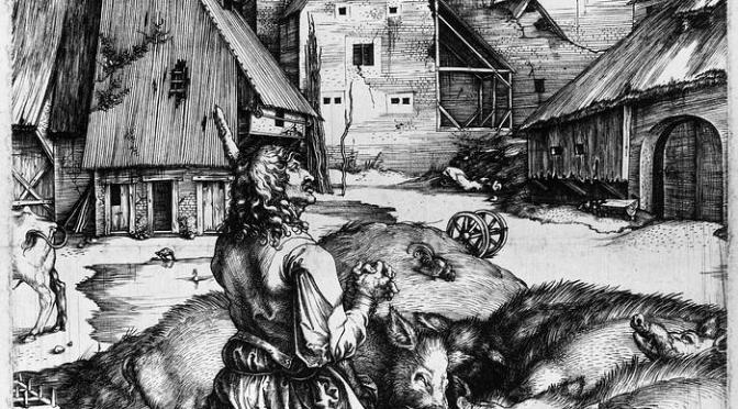 A half-hearted look at a biography of Albrecht Dürer