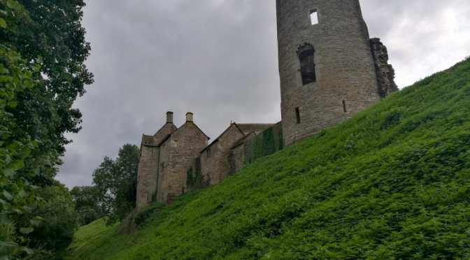 Not quite peaceful countryside: Ilford Manor and Farleigh Hungerford Castle