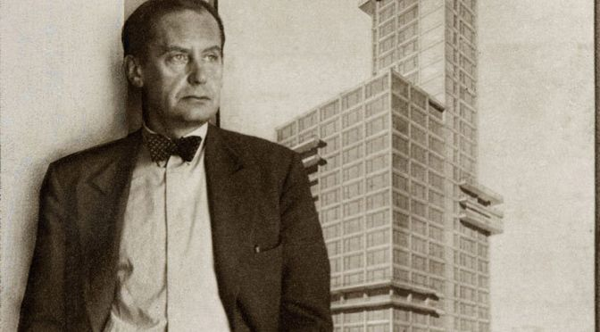 Gropius on the Scope of Total Architecture