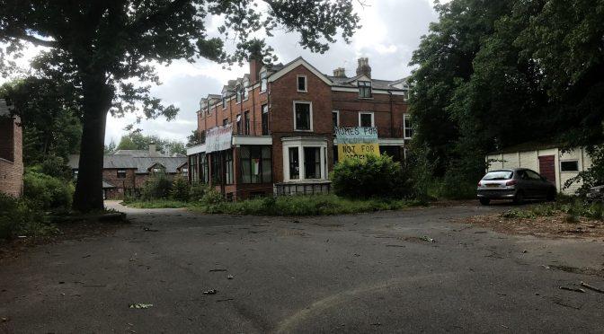 Longsight to Fletcher Moss Park