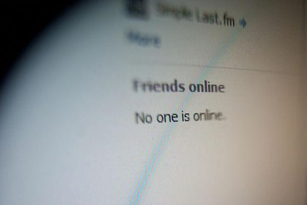 No one online