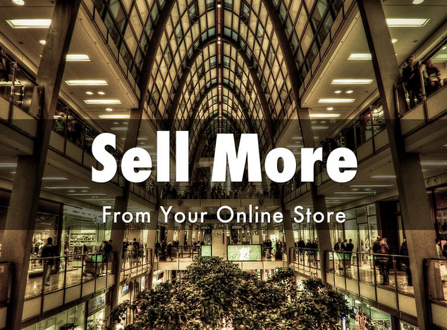 Sell More From Your Online Store: Your Free E-book