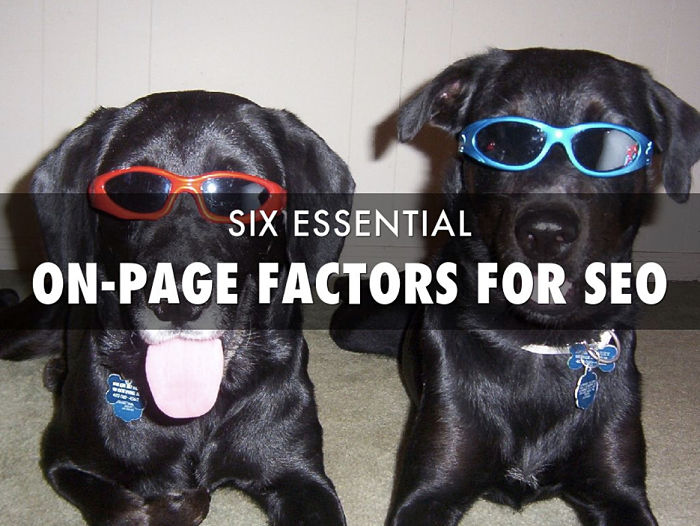 Essential On Page SEO Factors In 20 Slides