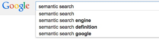 Semantic search 1