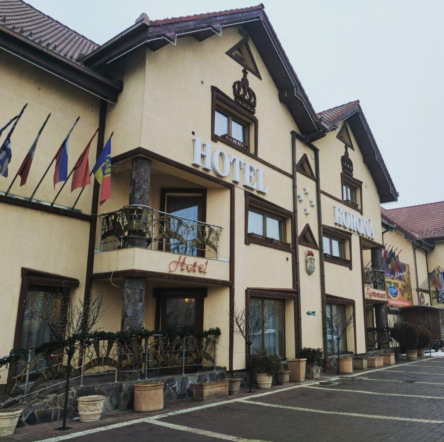 Hotel Korona Romania