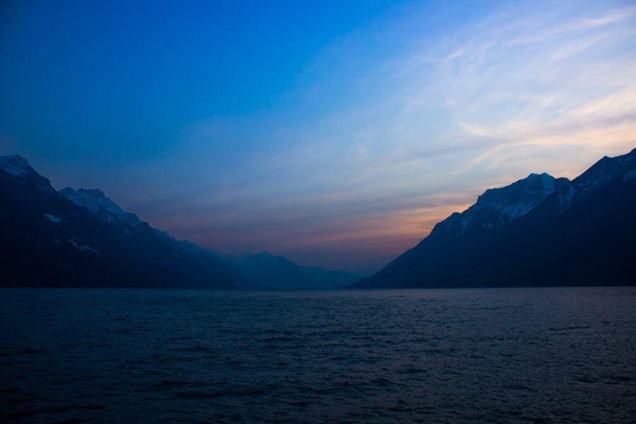 Lake View Switzerland Interlaken