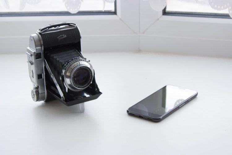 New Tech vs Old Spec Camera vs Phone Pictures