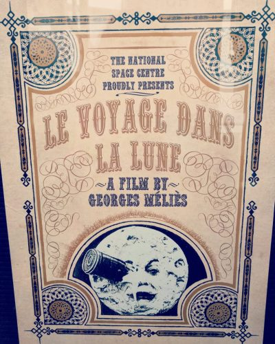 Le Voyage dans la lune National space centre review