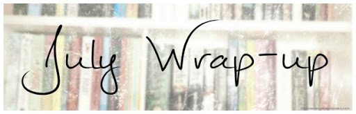 July wrap up and August TBR