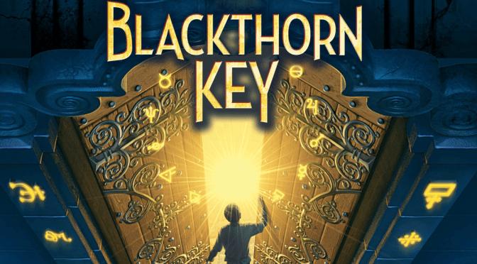 """""""Ключът на Блекторн, 1"""" –  Кевин Сендс"""