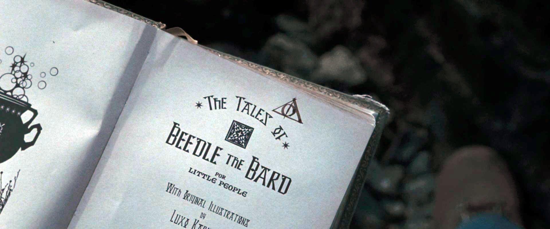"""Приказките на барда Бийдъл"" – Дж. К. Роулинг"