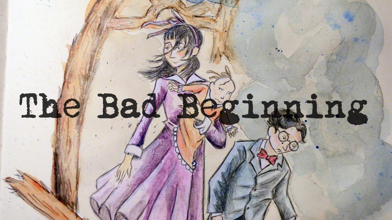 Нещастното начало (Поредица от злополучия, #1)