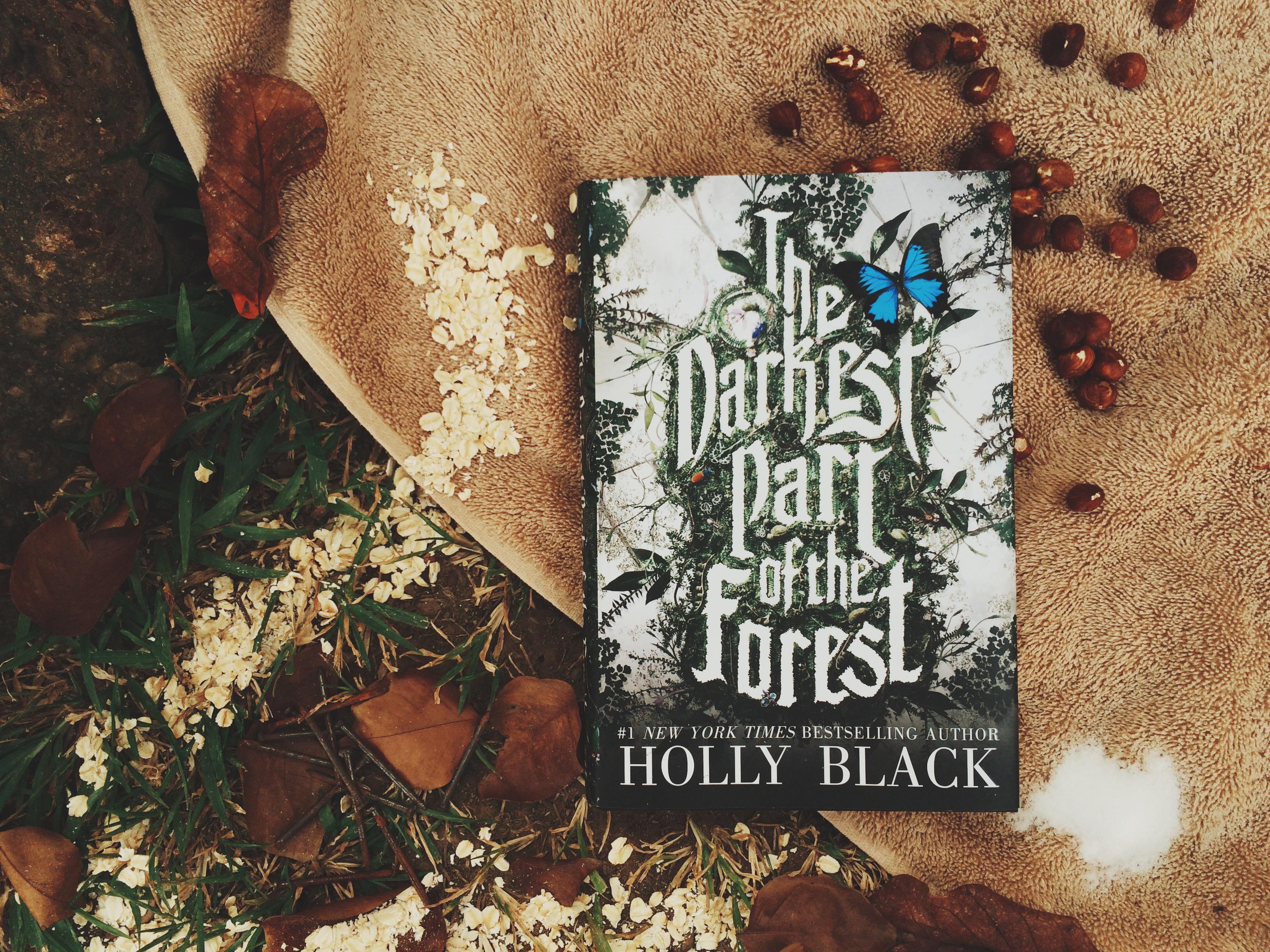 В най-потайните дебри – Холи Блек