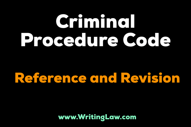 reference and revision crpc
