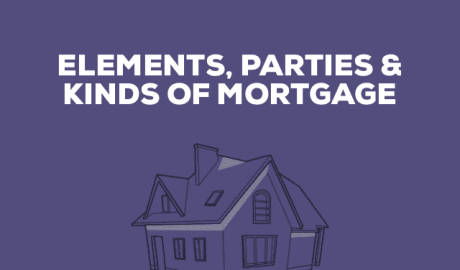 Kinds of Mortgage Writing Law