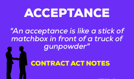 Acceptance, Essentials of Acceptance, Communication of Acceptance to Wrong Person