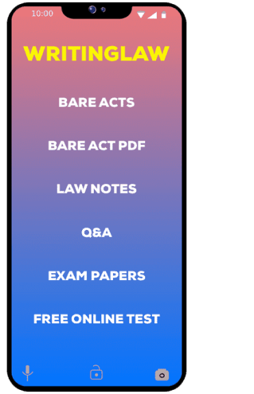 Get Notified by Writinglaw