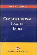 Constitution- JN pandey, M laxmikanth