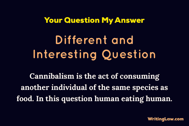 Example and Punishment for Cannibalism_1