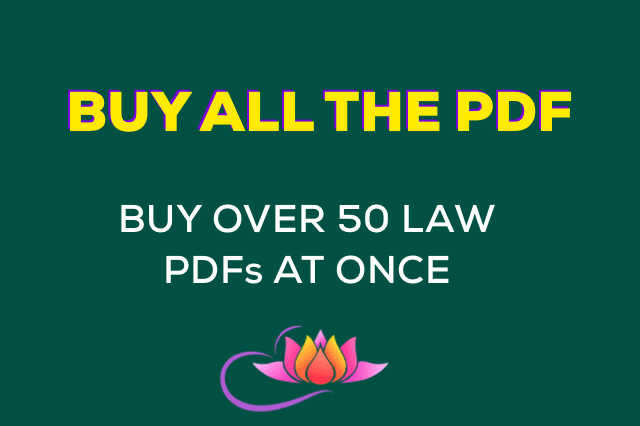 Buy Law Study Material for Competitive Exams - WRITINGLAW