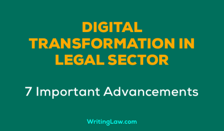 Digital Transformation in Indian Legal Sector