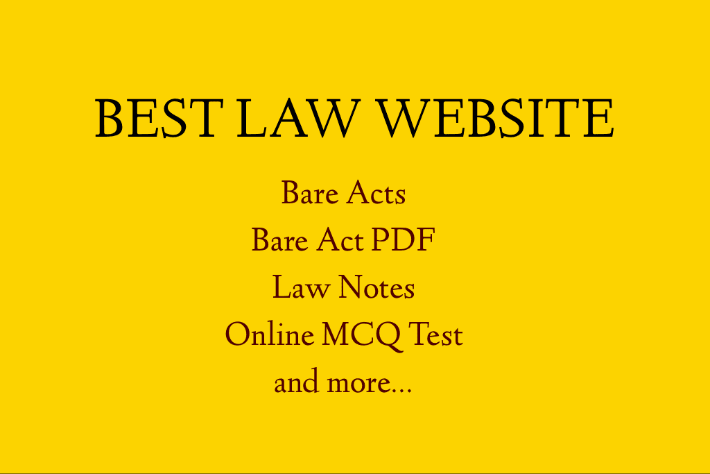 Best Law Website
