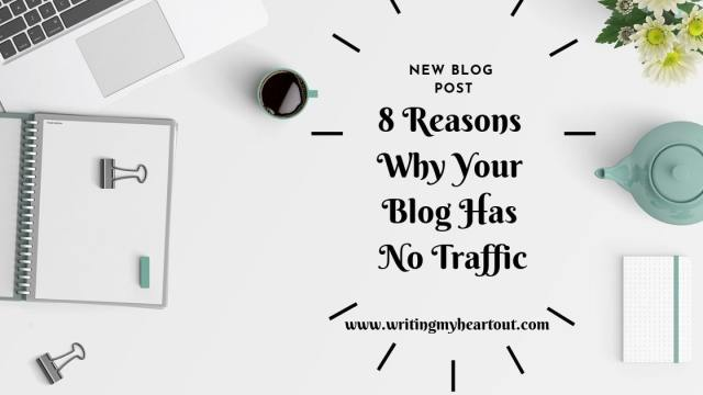 Reasons why your blog has no traffic
