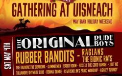 An Unlikely Lineup --- Headlining Uisneach on Saturday
