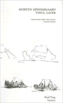 """Morten Sondergaard's book """"Vinci, Later"""""""