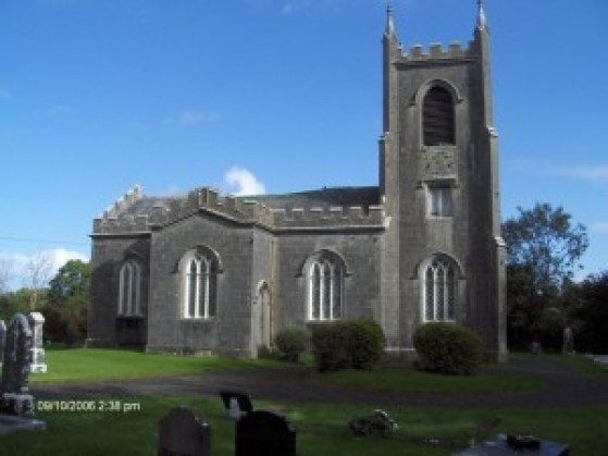 Saint Johns Church of Ireland Ballinalee