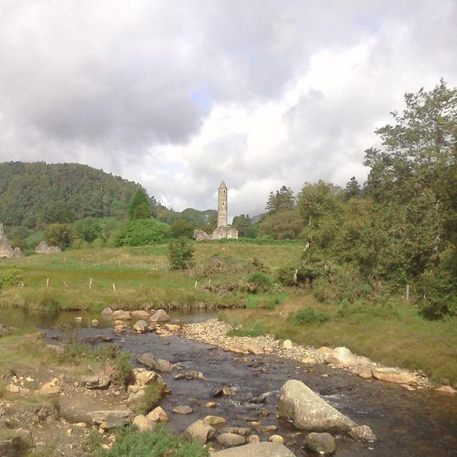 Glendalough in Wicklow from a trip in 2011