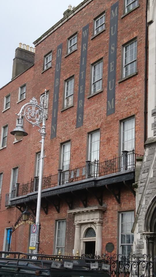 The Writers Museum in Dublin