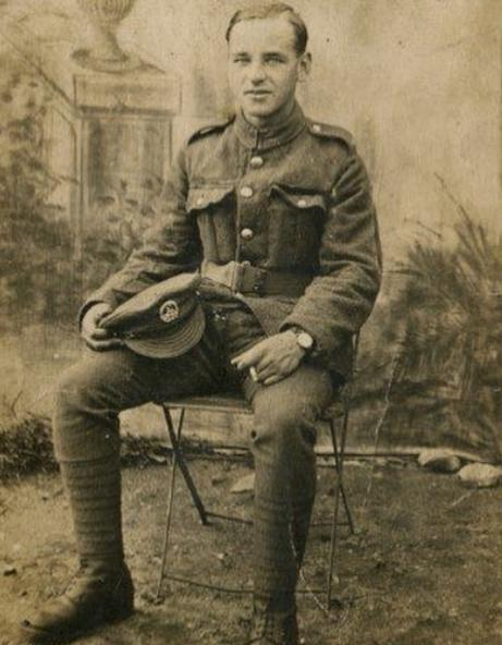 John Kennedy Free State soldier killed in battle on wedding day after marraige to Mary Douglas