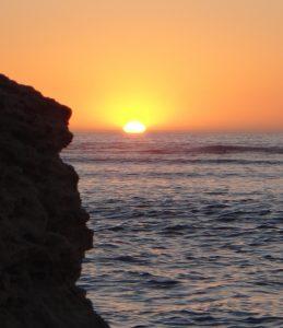 https://www.writteninwaikiki.com/my-time-as-a-checkout-chick/ beach sunset western australia