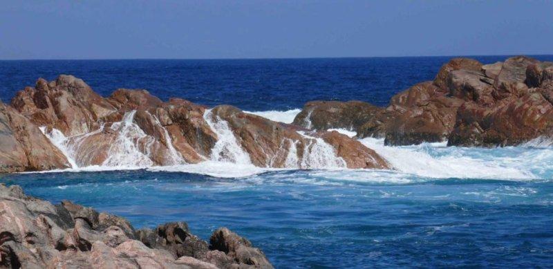 the benefits of positive thinking canal rocks Yallingup Western Australia